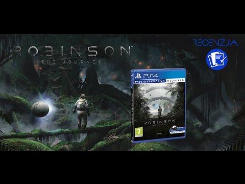 Robinson The Journey - PS VR Gameplay Walkthrough