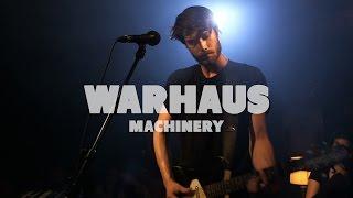 Warhaus - Machinery | Live at Music Apartment