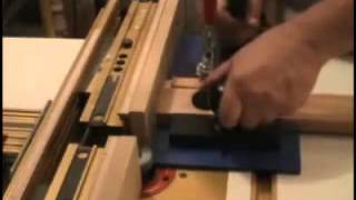 Rockler Rail Coping Jig Review By Newwoodworker