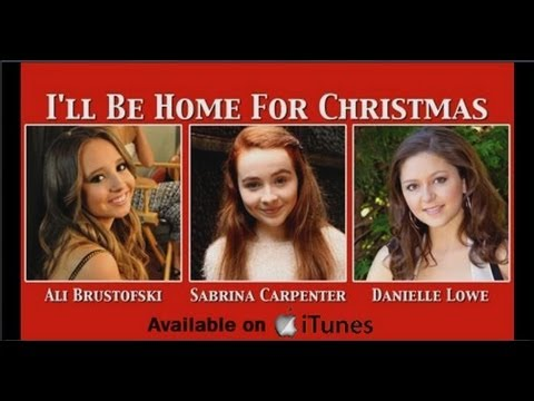 I'll Be Home For Christmas - cover by Danielle...