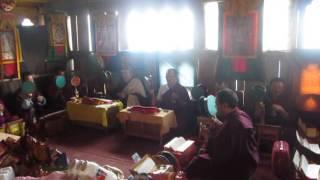 Throma Chod Ganachakra Offering(Soelkhha) at Pakshikha Layman