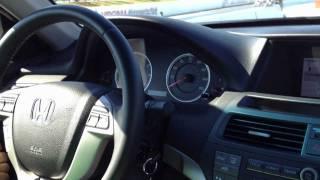 2012 Honda Accord Coupe V6 6 Speed