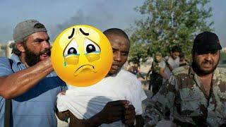 ON VEND DES MIGRANTS AFRICAINS AUX ENCHÈRES EN LIBYE « marchés aux esclaves »
