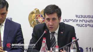 «10 ամյա երեխան ժամերով պահվում է Բաքվի օդանավակայնում այն պատճառով, որ հայ է»  ԱՀ ՄԻՊ