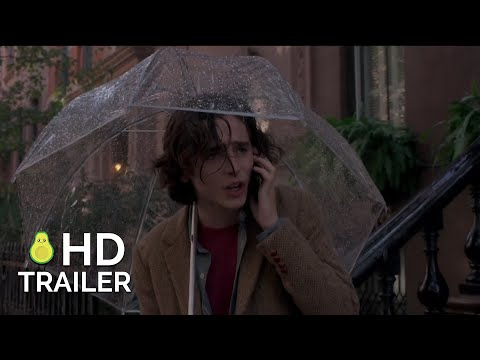 A Rainy Day in New York (2020) Trailer #1 | Serious Avocado – HD Movie Trailers