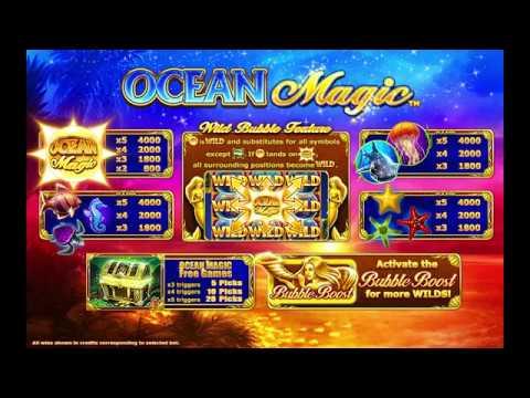 Ocean Magic Slot Machine