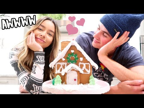 Download Youtube: CUTEST GINGERBREAD HOUSE EVER! VLOGMAS DAY 16!