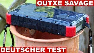 OUTXE Savage Testbericht: 20.000mAh Outdoor Solar Power Bank