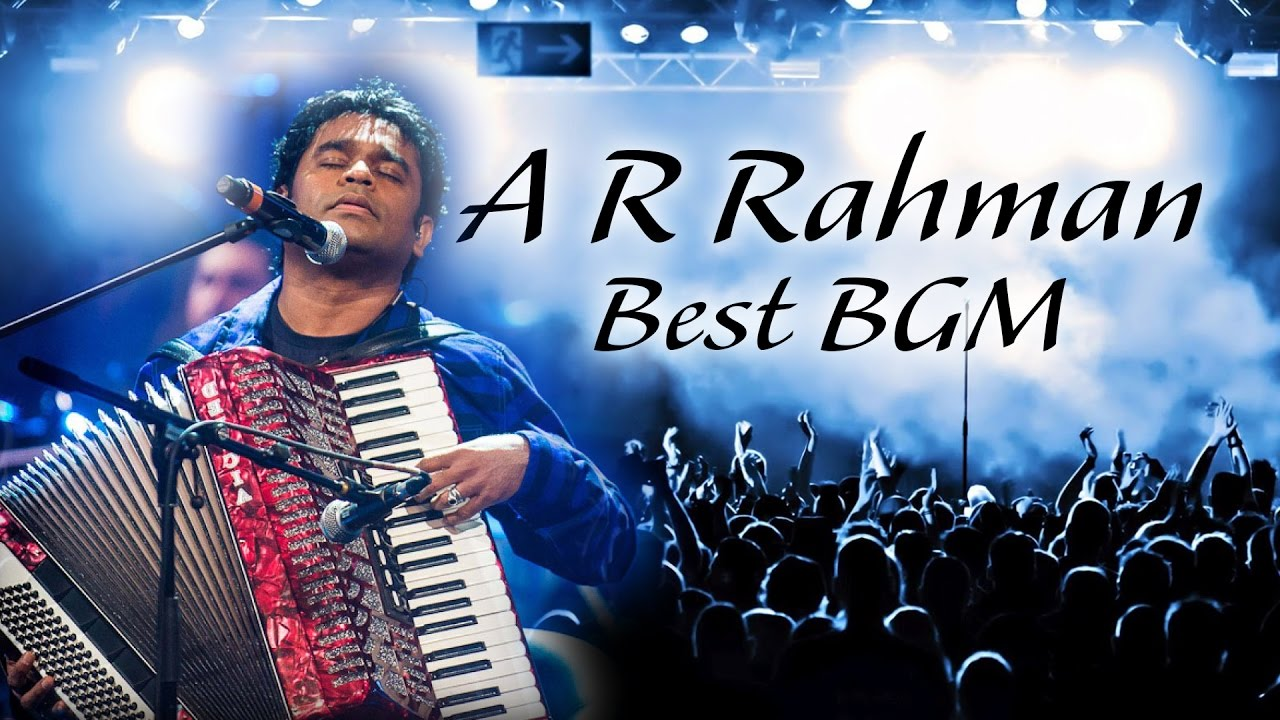 A.R.Rahman Super Hit Best BGM Jukebox | Mudhalvan