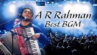 A.r.rahman best bgm | tamil film songs