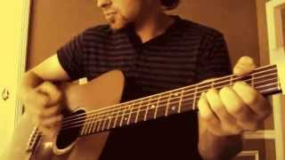 Aerosmith - Angel (Acoustic) cover