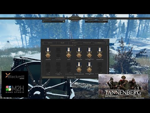 Tannengerg - Playing As An Officer