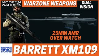XM109 AMR Sniper Support - Call Of Duty Warzone