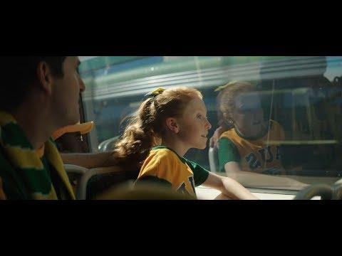 Optus Stadium Transport Campaign Advertisement