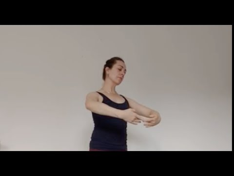 port de bras combination: ballet class tutorial (beginner)
