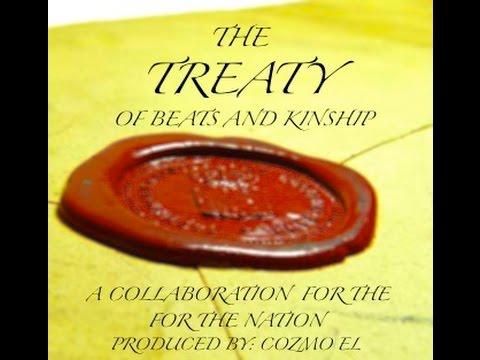 Treaty of Beats and Kinship-A Collaboration for the Moorish Nation (OFFICIAL)