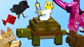 50+ Neue Tiere! (Einhorn, Schildkröte, Vögel) - Mo