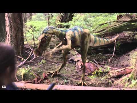 Evolution Primeval New World Creatures