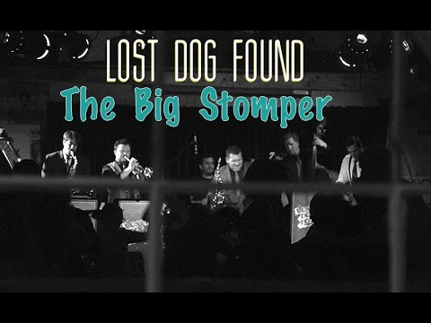 Lost Dog Found - The Big Stomper (Song from The Big Ten Marching Band Commercial)