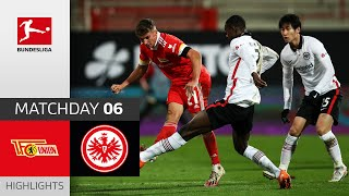 Union Berlin - Eintracht Frankfurt | 3-3 | Highlights | Matchday 9 – Bundesliga 2020/21