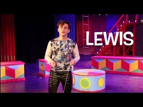 Pippin Character Interview: Lewis
