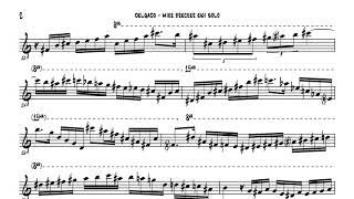 Delgado EWI solo By Michael Brecker
