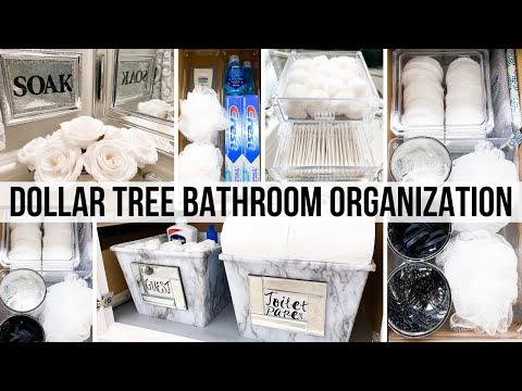 dollar-tree-diy-bathroom-decor-+-organization-|-small-bathroom-organization-ideas-🌟