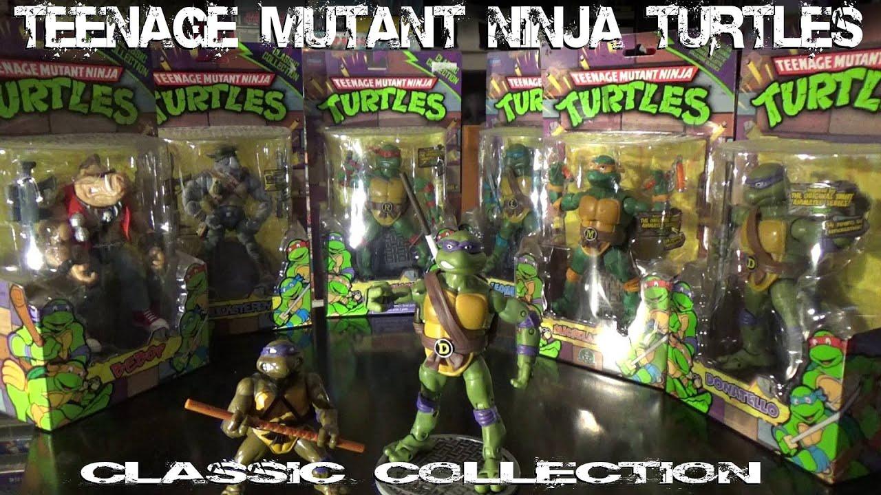 Retro review teenage mutant ninja turtles ii secret of the ooze - Teenage Mutant Ninja Turtles Classic Collection