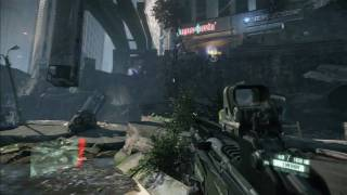"Crysis 2 ""Semper Fi"" Gameplay Trailer"