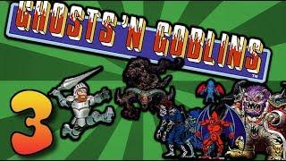 Ghosts 'n Goblins: Troll game | Los Jugadores | Ep. 3