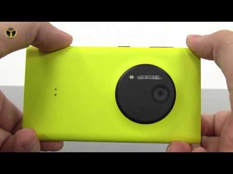 Nokia Lumia 1020 İnceleme