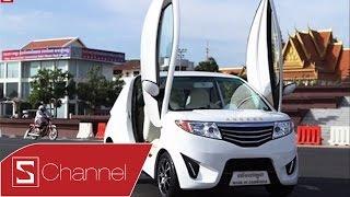 Schannel - Siêu xe 100 triệu của Campuchia: Người Việt nhìn vào mà thèm muốn!!!