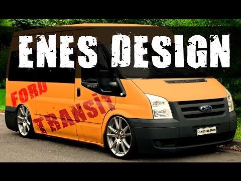 Ford Transit Virtual Car Tuning( Adobe Photoshop Cs6)