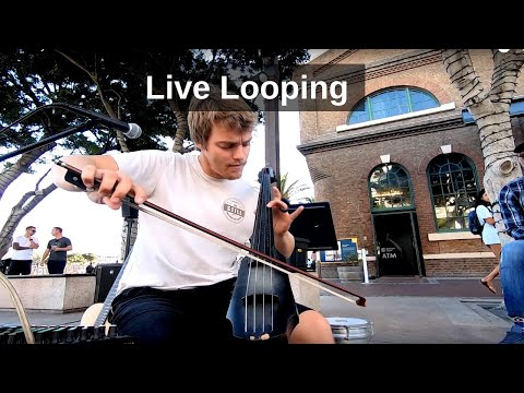 Boss RC-505 Loop Station - Multi-Instrumental Live Looping - Reinhardt Buhr