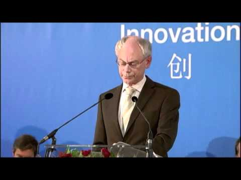 Speech at the EU-China Business summit in Brussels