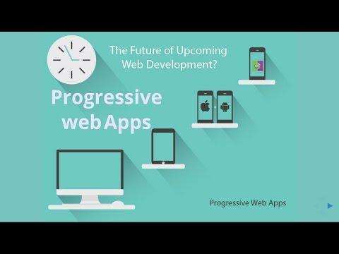 Configuring & Understanding Progressive web Apps