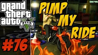 "GTA 5: Pimp My Ride :: EP76 ""Western Daemon"" AKA Harley Hell Hog (Grand Theft Auto 5)"