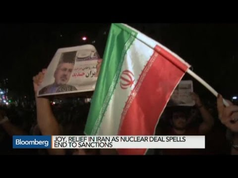 Iran Welcomes End of Sanctions With Eye on Business