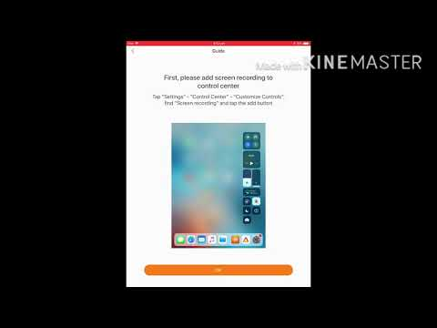 How to verify/sign in to DU Screen Recorder