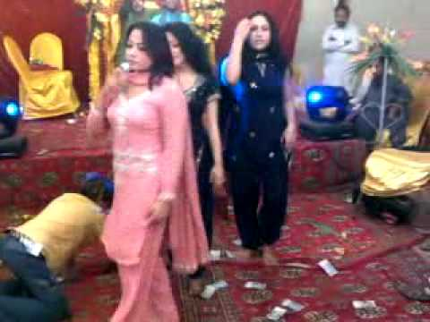 Bajwa Wedding dance party