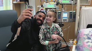 Drake Surprises Young Fan At Chicago