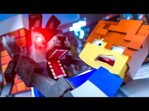 The NEW STUDENT is a WEREWOLF !?    Minecraft Daycare Academy