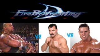 Fire Pro Wrestling D Battle Royal! Multiplayer Madness (Sega Dreamcast Import)