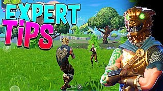 Expert Tips for FORTNITE Mobile