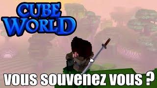 Vous souvenez vous de Cube World ?