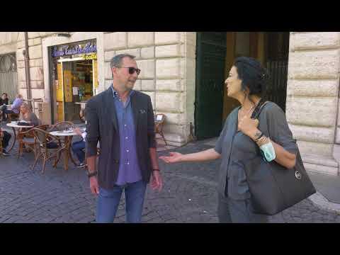 Join Viviana & Luigi at Sant' Eustachio il Caffé!