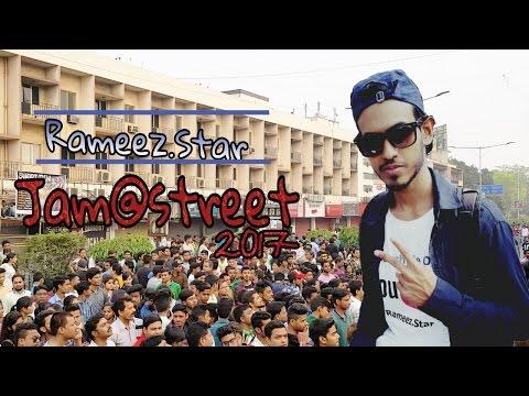 Jam@Street 2017 in Jamshedpur |Tata| vlog || Rameez.Star ||