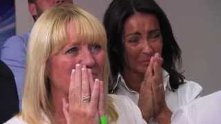 The X Factor UK 2014 - The Best 5 Emotional and Funny - Room Auditions Week
