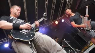 DEAF FLOW Live@Aqua Maria Festival 2016 - Megalodon