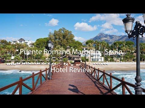 Puente Romano Marbella Spain - Hotel Review